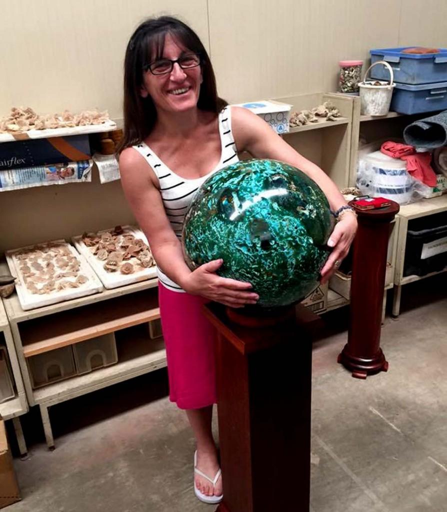 malachite-sphere, gem spheres, mineral spheres, lapidary, fossils, wholesale