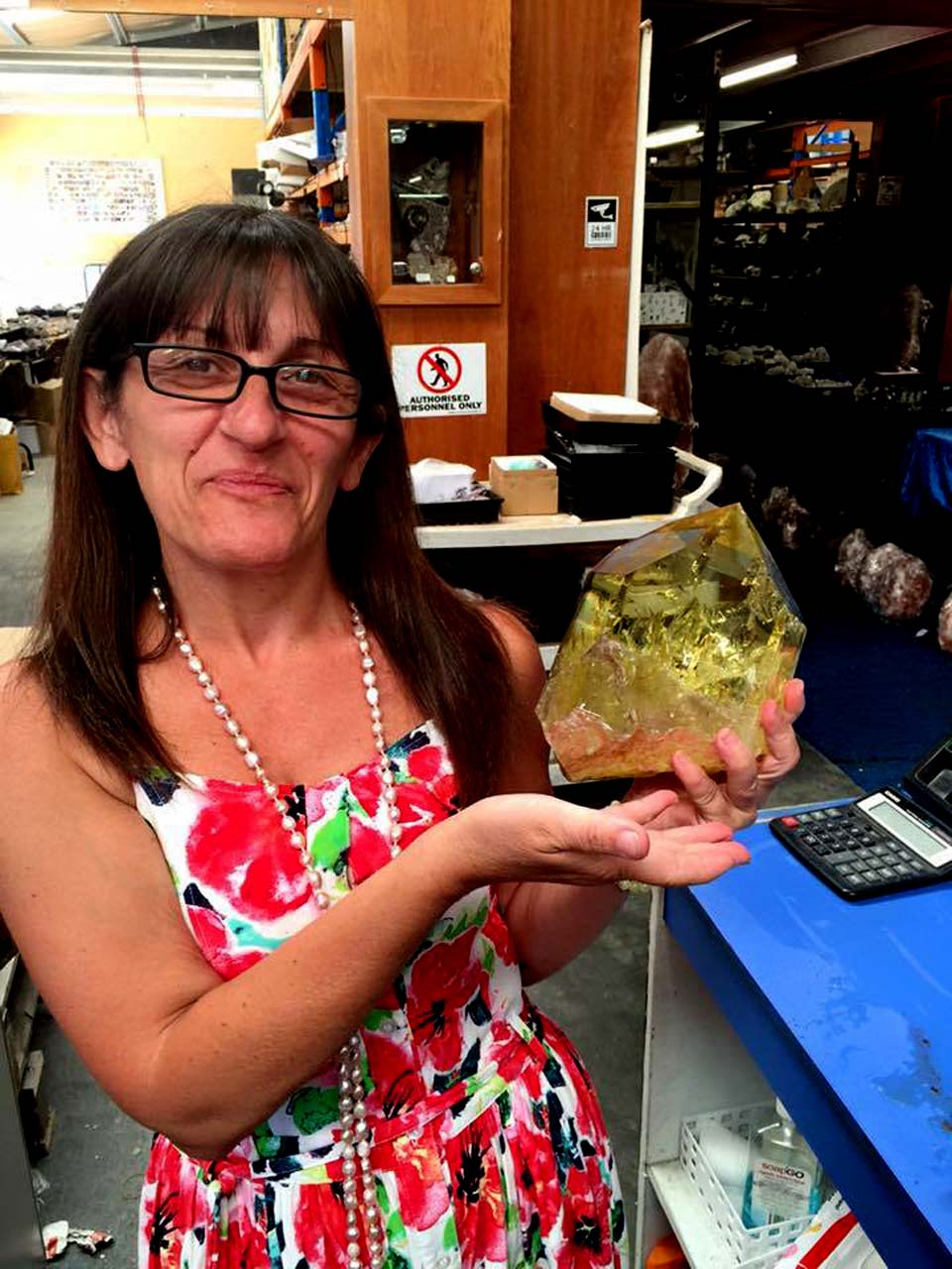 Giant Crystals citrine-crystal