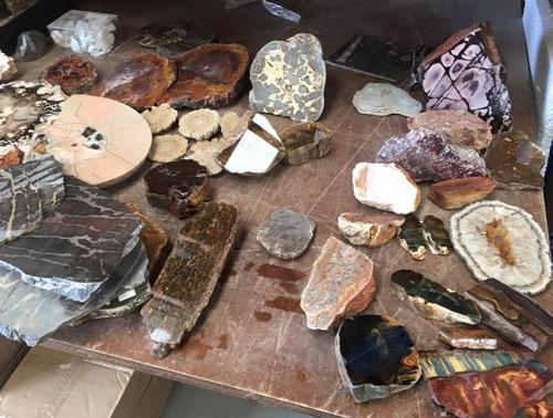 Stromatolites , Golden Amphibolite and Marramamba